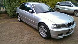 BMW 320i M Sport, 2004,one owner, well maintained