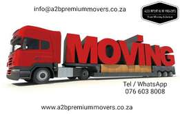 A2B Premium Movers