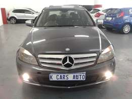 Mercedes-Benz C 200 Kompressor, Sun-roof, 2008 Model, 152000Km