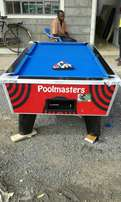 Pool table from pool masters