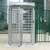 Full Height Tripod Turnstile System..