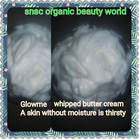 Glowme whipped butter cream Ojo - image 1