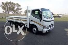 Truck(s) for hire services