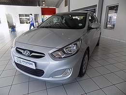 2012 Hyundai Accent 1.6 Fluid