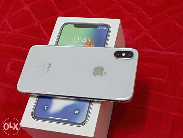 Original iphone x 64gb condition 10/10 no any issues with complete box