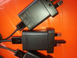 Sony fastedt charger
