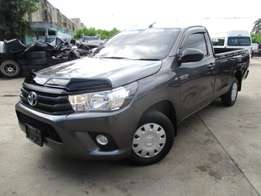 Toyota Hilux S/Cab 2015