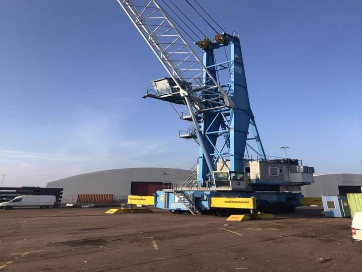 Fantuzzi reggiane mhc 130 port crane
