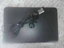 HP laptop with charger / still new /in good condition