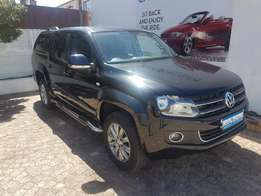 VW Amarok 2.0 BiTDi Highline 120kw 4motion D/C P/U