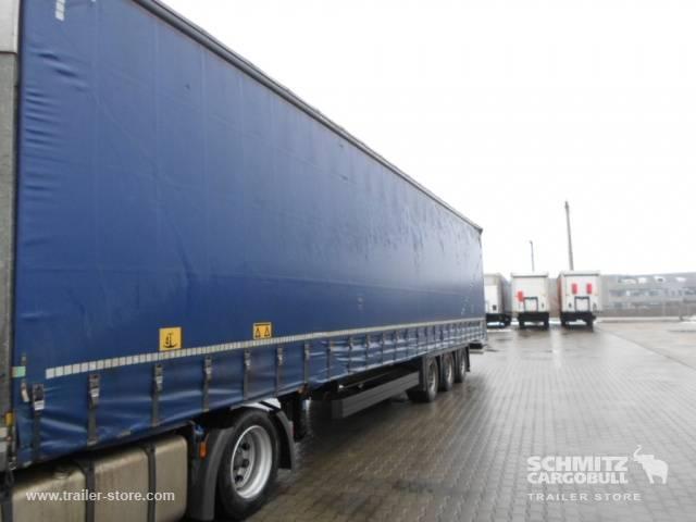 Schmitz Cargobull Semitrailer Prelată culisantă Mega - 2014