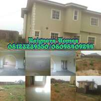 Cheap And Lovely Finished 4 Bedroom Duplex 4sale Off Ijede Ikorodu