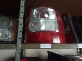 Tail lights on all your Land Rovers