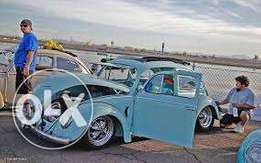 Luck vw beetle shell 3500