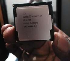 core i7 6th gen processor for sale