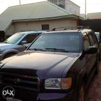 Still Available, a nice clean Nissan Jeep (Nigeria Use)