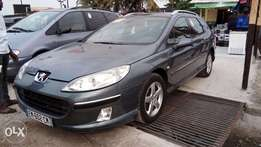 Clean Foreign Used 2007 Peugeot 407 SW In Excellent Driving Condition