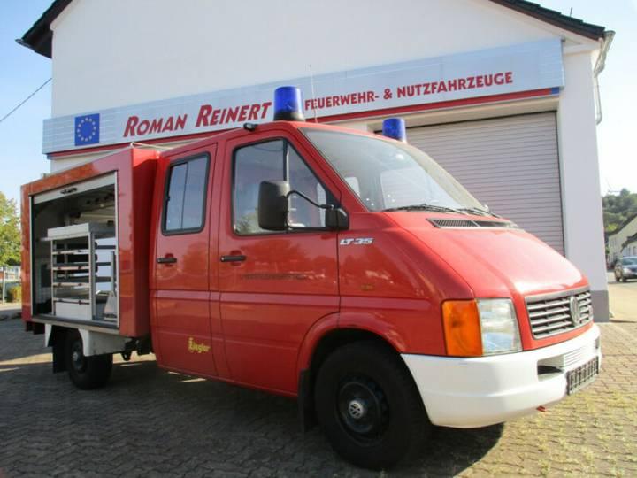 Volkswagen LT 35 Feuerwehr TSF Doppelkabine DOKA