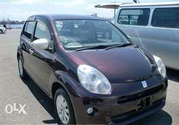 clean,not locally used toyota Passo