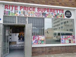 Lovely supermarket for sale on gale street