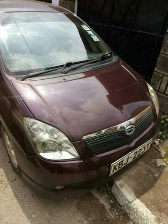 Toyota Spacio, 1500cc, fully loaded. Very fuel efficient, well kept Nairobi CBD - image 1
