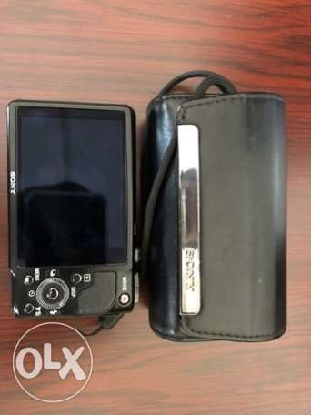 Sony DSC HX9V digital camera with GPS and 3D photography