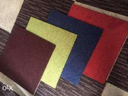 European Standard Woolen Tile Carpet