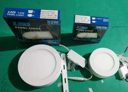 Surface & Recessed LED panel light