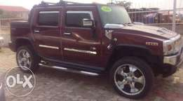 Foreign Used Hummer2 Truck