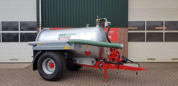Vaia new  watertank mb35 liquid manure spreader