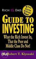 Guide To Investing - Robert Kiyosaki.