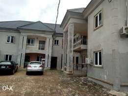 Executive 2 bedroom flats for rent in sapele road.