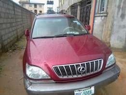 Lexus Jeep at Give away Price in Port Harcourt