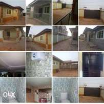 A newly built & tastefully finished 3bedroom bungalow