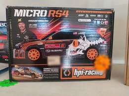 Brand new Hsp micro RS4 1/16 scale (cash only)