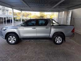 Hilux Raider DC 2.8 GD6 Auto 4x2 2017 Registration for Sale 19100km
