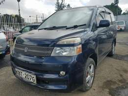 Toyota Voxy,very clean and accident free. But and Drive