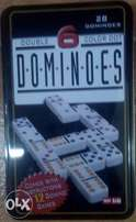 Dominos in a Metal Box*New*KSh.1600