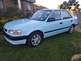 Toyota Corolla 160i- - Immaculate/ C price R18,000 Cash