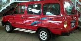 Toyota Venture 2200 for R 29500