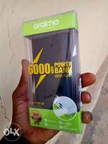 Oraimo 6000mAh Power Bank With Torch