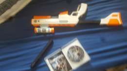 Ps3 gun with survival shadows of katmai game