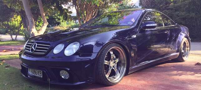 WOW! Mercedes Benz CL55 AMG 5.5 MEC Design Black Edition One of a kind Nairobi CBD - image 2