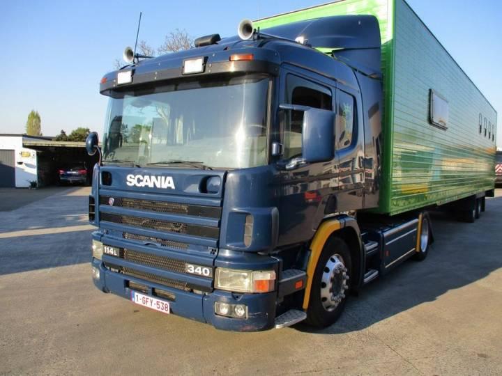 Scania P 114 LA 4X2 EB 340 - 2004