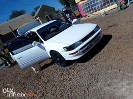 Corolla 100 ,extremely clean & loaded