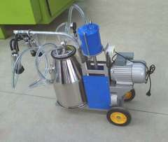 Electric Milker Cow & Goat Milking Machine