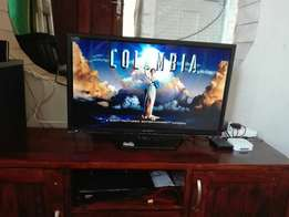 32 inch Dixon fhd led tv for sale