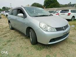 Nissan Wingroad 2010 model. KCP number Loaded with Alloy rims, good m