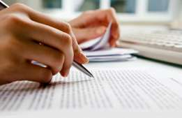 Proposal and professional writing of your project