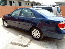 Clean Toyota Camry (2005)
